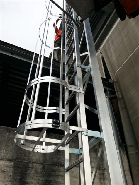 Traliccio Autoportante by Progettazione Installazione E Certificazione Linee Vita