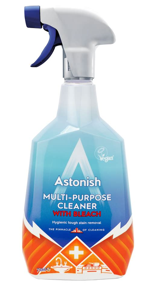 Multi-Purpose Cleaner With Bleach - Astonish