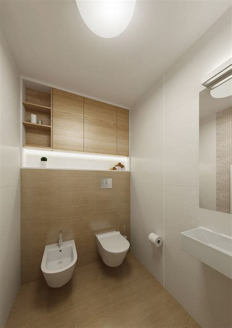 modern wc design vision of a perfect modern country house in moravia freshome com