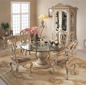Antique White Dining Room Furniture - [peenmedia com]