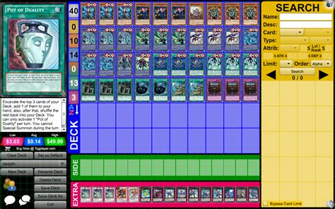 yugioh top tier decks 2014 the future tier 1 necloth deck pojo forums