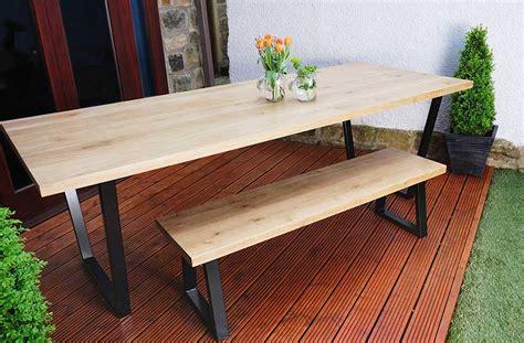 bespoke tables urban metal works