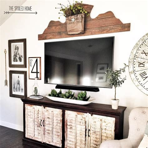 Decorating Ideas Tv Consoles by Decorating Around A Tv Console Decorating Around A Wall