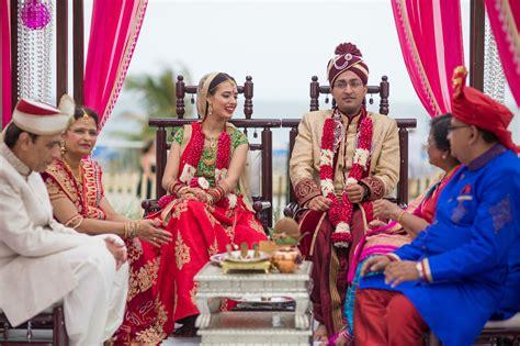 Pooja + Amit // New Jersey Indian Wedding