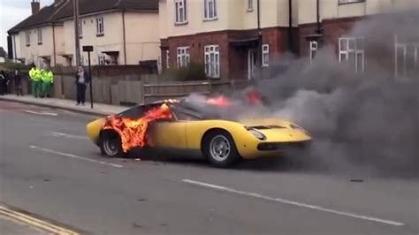 Lamborghini Super Car Fail Compilation
