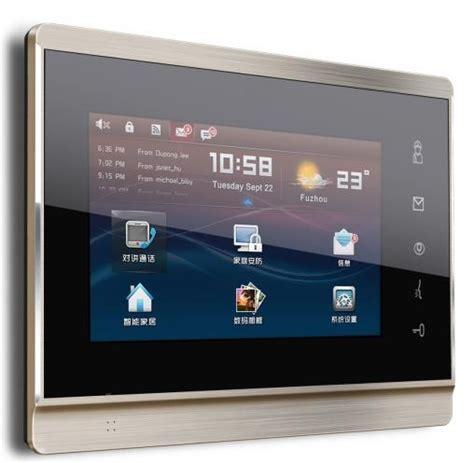 smart home touch screen intercom ip door phone digital intecom ip door phone  apartment buy