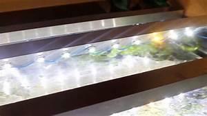 Led Beleuchtung : led beleuchtung ber gr eren aquarium youtube ~ Orissabook.com Haus und Dekorationen