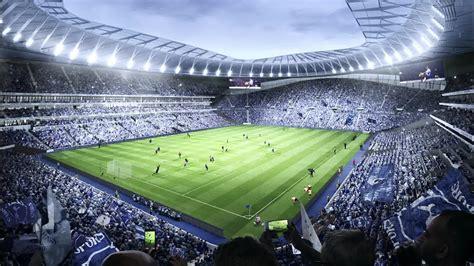Tottenham Hotspur Stadium Wallpapers - Wallpaper Cave