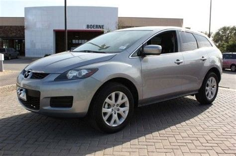 buy car manuals 2009 mazda cx 7 electronic toll collection find used 09 mazda cx7 awd touring leather power seat bose audio we finance in austin
