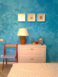 Eponge Pour Peindre : la peinture ponge sur vos murs pour un effet doux et original ~ Preciouscoupons.com Idées de Décoration