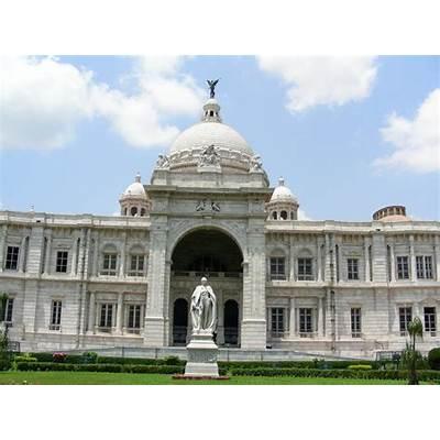 Panoramio - Photo of Victoria Memorial Hall Kolkata