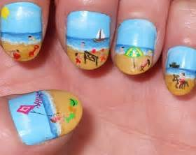 Nail art designs for summer fashion trend