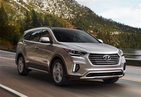 2020 Hyundai Santa Fe Xl Release Date by 2019 Hyundai Santa Fe Xl Colors Release Date Redesign