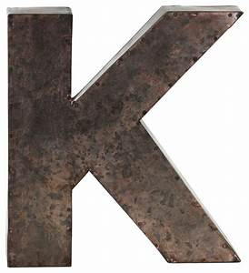 metal alphabet wall decor letter quotkquot wall letters by With metal alphabet letters for wall