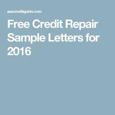 credit repair letters redit dispute letter template credit dispute and letter 17539