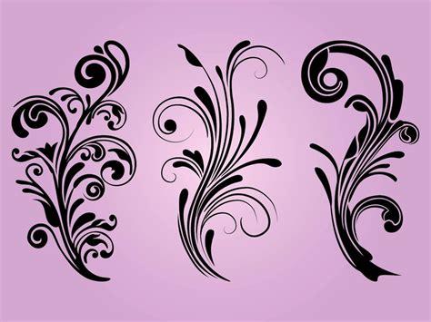 floral designs vector art graphics freevectorcom