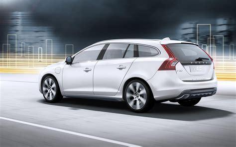 2018 Volvo V60 Hybrid 2 Wallpaper Hd Car Wallpapers