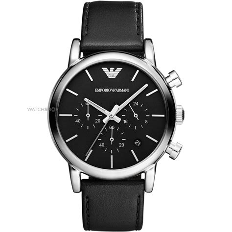 Men's Emporio Armani Chronograph Watch (ar1733)  Watch. Rings For Sale. Heart Bangle Bracelet. Bar Chains. Eye Pearls. Life Bracelet. Axe Pendant. Customised Pendant. Colored Engagement Rings