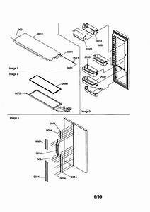 Amana Side By Side Refrigerator Parts