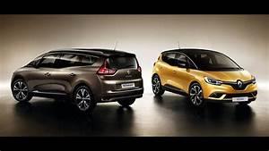 Nuevo Renault Scenic  Grand Scenic  2016   Datos  Imagenes