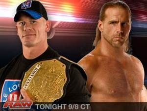 Best of WWE #30: John Cena vs Shawn Michaels, Raw 2007