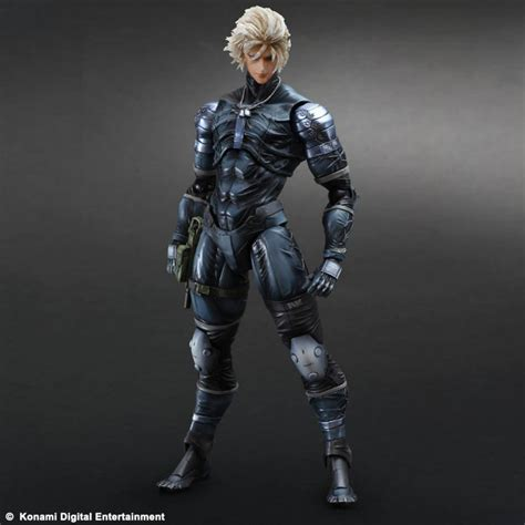 Updated Photos And Info For Play Arts Kai Vincent Liquid
