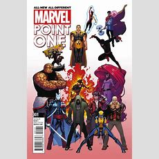 First Look Allnew, Alldifferent Point One Takes Marvel 8 Months Into The Future Newsaramacom