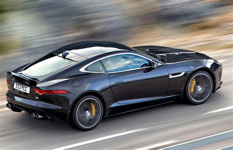 The New Jaguar F Type by The New Jaguar F Type Coupe Has Been Leaked And It S