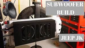 Jeep Wrangler Subwoofer Build  Ud83d Udd0a Ud83d Udd0a Ud83d Udd0a
