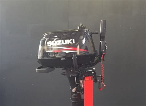 Motor 4 Pk by Suzuki 4 Pk Outboard Occasions