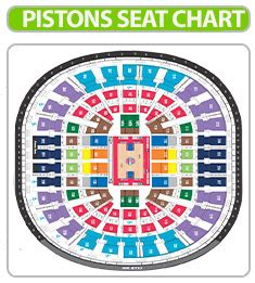 Little Caesars Arena Seating Plan View Little