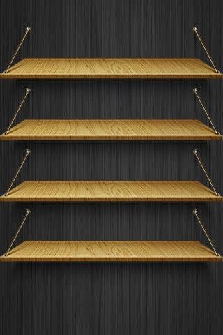 Mensola Per Pc by Sfondi Per Iphone Dal Logo Apple Alle Mensole Per Le