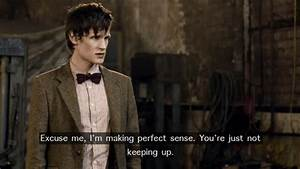 Doctor Who Funny Quotes About. QuotesGram
