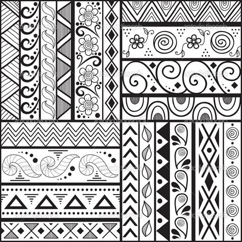 easy to draw designs easy drawing patterns drawing gallery