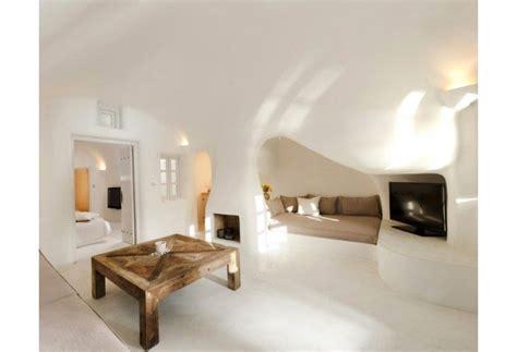 Cavernous Cool Interior by Kapari Resort Santorini Greece In 2019 Utaz 225 S