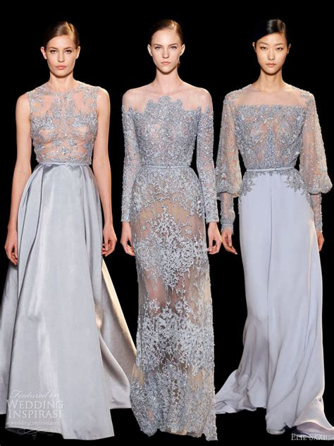 elie saab springsummer  couture dresses wedding