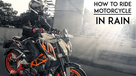 motorcycle rain how to ride a motorcycle in rain beginners 39 guide rwr