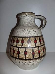 Keramik Marke Bestimmen : vase vintage fat lava pour jasba keramik 1960 design market ~ Frokenaadalensverden.com Haus und Dekorationen