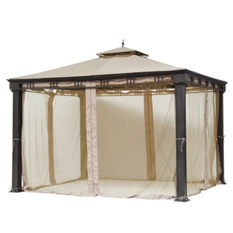 gazebo canopy with mosquito netting image mag