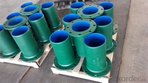 ductile iron pipe fitting green coating real time quotes  sale prices okordercom
