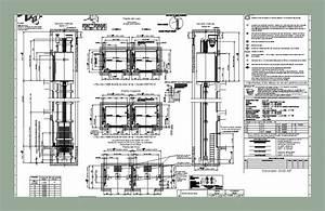 Elevator Ap Schinder 3300 In Autocad