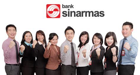 lowongan kerja lowongan kerja terbaru bank sinarmas