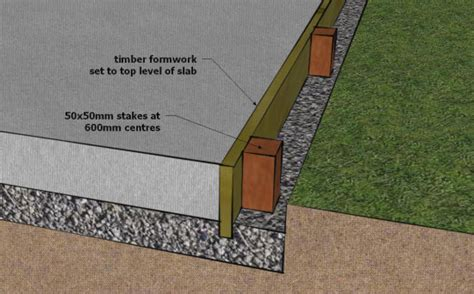 concrete slab for shed base is a concrete shed base what you need