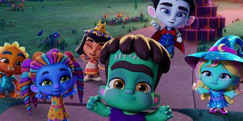 Netflix's 'Super Monsters Save Halloween' Gets Kids Into ...