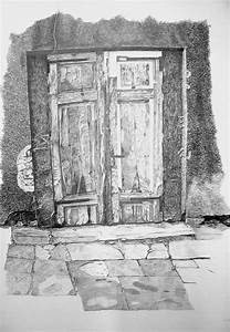 Door Drawings | Chris Nowicki