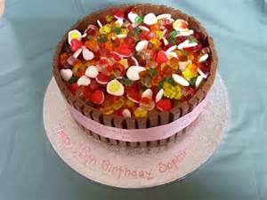 pick n mix cake slumber party ideas pinterest