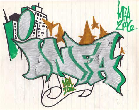 Graffiti Paper : New Stylish Graffiti