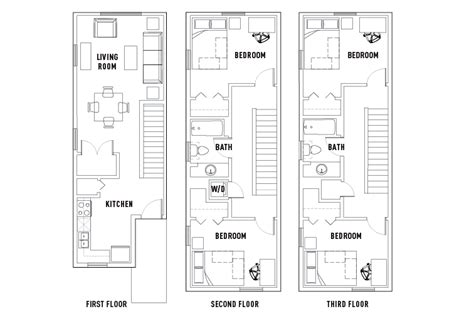 Park Point Rit Floor Plans by 4 Bed 2 Bath Townhome Park Point Rochester Student