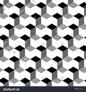 Vector Cubes Seamless Pattern Stock Vector 333186245 ...