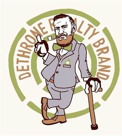 Mcgregor Conor Thenotoriousmma Illustration